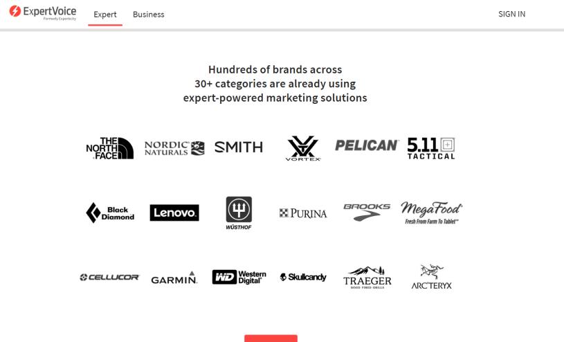 ExpertVoice_Brands